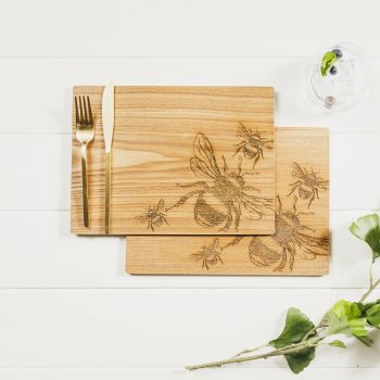 Product Image 2 Bee Veneer Place Mats at JustSlate