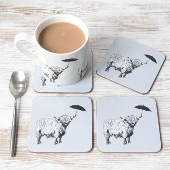 Small image of Dougal Coasters (Set Of 4)