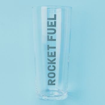 Main image of Rocket Fuel Pint Glass (Gift Boxed)