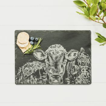 Small image of Country Friends Cheese Board