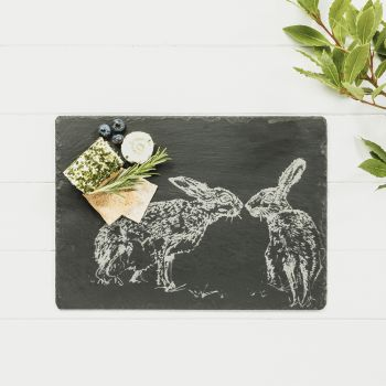 Small image of Kissing Hares Cheese Board