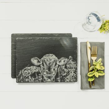 Main image of 2 Country Friends Place Mats