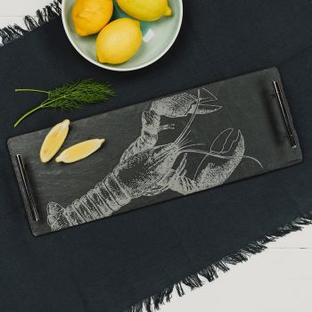 Small Lobster Serving Tray