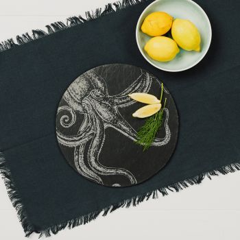 Octopus Cheese Board
