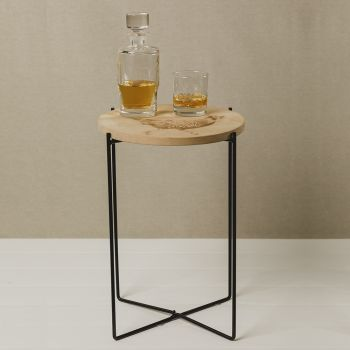Buy Pheasant Round Sycamore Occasional Table