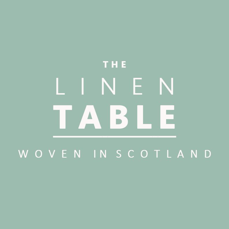 The Linen Table logo